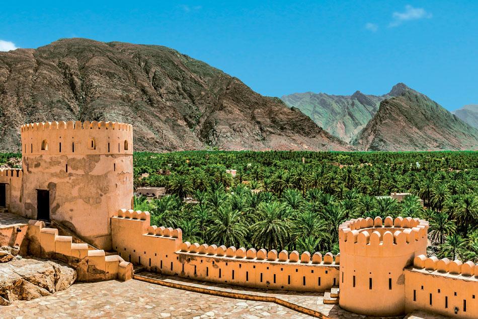 Oman, un viaggio per cultori di esperienze.