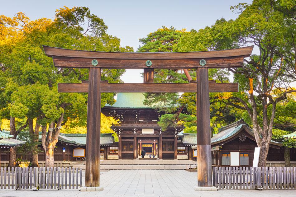 Visitare la capitale del Giappone in sicurezza.