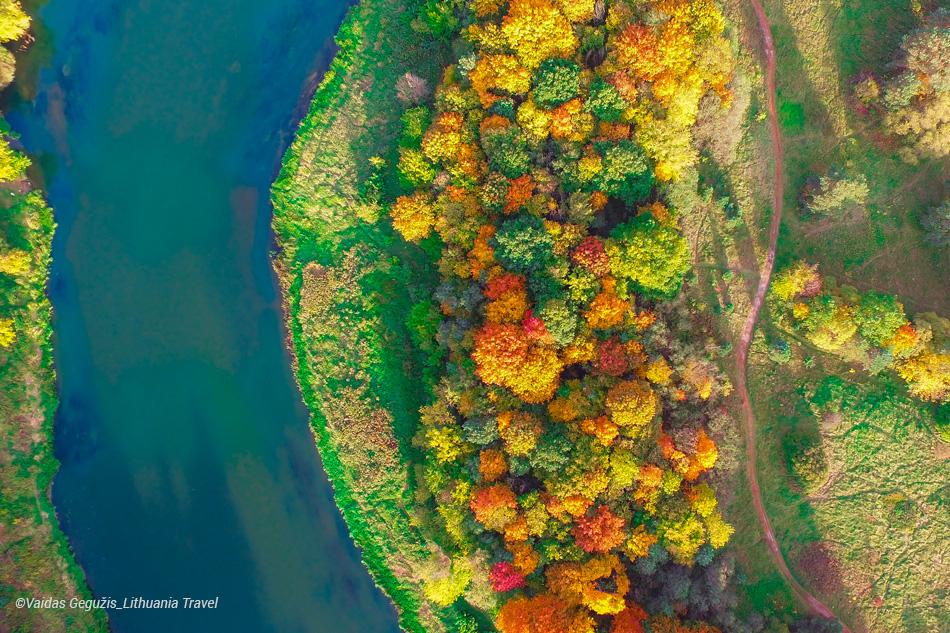 Lituania: il bello di un viaggio green.