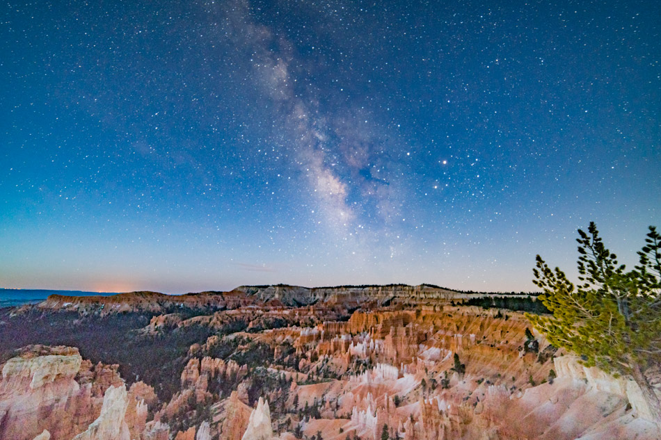Astroturismo Bryce Canyon