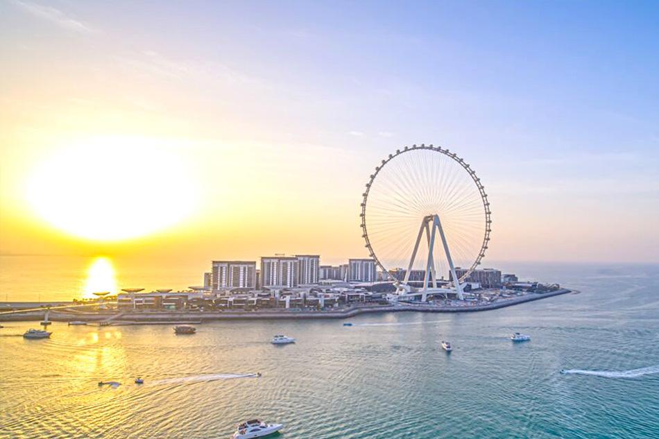 """Ad ottobre apre l'attesissima attrazione """"Ain Dubai"""""""