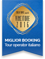 Premio Miglior Booking - Italia Travel Awards
